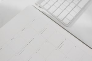 The Tools I Use to Run My Business a calendar and a keyboard
