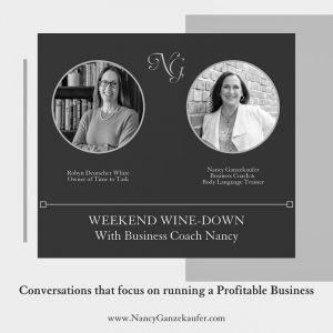 Robyn White of RDW Design Studio guest on Weekend Wine Down