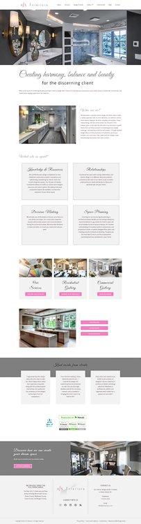 ALX Interiors Home Page