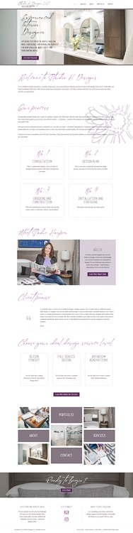 Studio H Designs Home Page